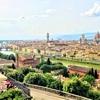 フィレンツェ編 ローマから特急列車に乗って
