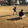 技術よりも、思い切りバットを振らせること!それこそ野球の醍醐味で、子供たちにも楽しいと感じてもらえるはず!