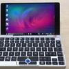 7インチディスプレイの小型ノートPC「GPD Pocket」最新プロトタイプ版の動作ムービーが公開!