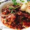 牛肉のパプリカ煮込み・ハンガリアングーラッシュ
