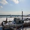 住吉漁港をひとまわり…