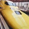 2011年 新大阪駅 ドクターイエローを見に行く