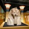 古代エジプト展と三笠會館でランチに行ってきたある日。【江戸博前編】