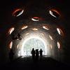 越後妻有で楽しむ大自然の中のアート 大地の芸術祭へ【前編】 清津峡渓谷トンネル