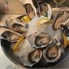 新宿 真牡蠣 生6 焼き3