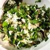 【自家製】&もらいもの野菜の、万能薬味