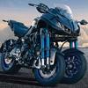 ● ヤマハ、大型3輪バイクのNIKENを受注生産で発売。9月13日から予約開始