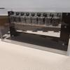 IN12Bでニキシー管時計を作る。⑧基盤のマウント