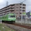 JR奈良線宇治川橋梁