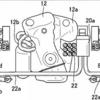 今週公開されたマツダの特許出願(2020.4.23)「インホイールモーター関連」
