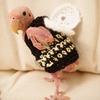 羽がなくても心はいつもポカポカ♪★ウィルス性疾患のレアちゃん