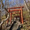 室蘭の測量山に鎮座する測量山神社奥宮