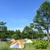 長野県 霧ヶ峰キャンプ場でソロキャンツー!