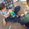 親子de先生の未来教室in狭山ヶ丘中学校