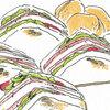 【大阪・北浜】サンドイッチ専門のレトロ純喫茶「蝸牛庵」が素敵すぎる
