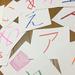 【Maringo式胎教の必須アイテム! 手作りで温かみのあるフラッシュカードの作り方】
