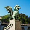 スロベニアへ day4:湖の教会を見にブレッド(Bled)へ