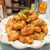 【レシピ】鶏むね肉で♡ごまたっぷりの甘辛チキン♡