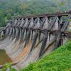 神通川第二ダム(富山県富山)