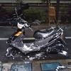 #バイク屋の日常 #スズキ #アドレスV125 #洗車