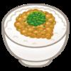 朝の納豆ご飯ライフハック