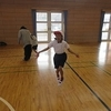 やまびこ:体育 なわとび