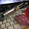 バンダイ STAR WARS スター・ウォーズ ライトセーバーマスコット/キーチェーン レイ(LED&ディスプレイタイプ)