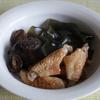 32冊目『三陸わかめと昆布 浜とまちのレシピ80』から4回めは昆布と手羽中の中華風煮もの