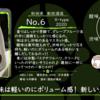 【金曜日の有名銘柄】No.6 X-type 2020【FUKA🍶YO-I】