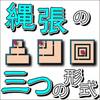 【お城の基礎講座】51. 縄張り(なわばり)の三つの基本形式