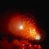 行ってくるぜ!毎年恒例の地元江戸川花火大会