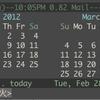 org-modeで日付を扱うメモ 2