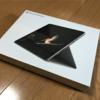 9月29日:Surface Go を親父にセットアップさせる(これは結構いい端末ですね!
