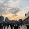 金山嶺長城星空撮影旅行(1)-まずは上海火車駅付近で一泊