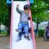 動き回る子供はAF-Cの連写で撮ると、何気ない日常も楽しい