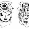 釣手土器の話 12 - 渦巻きな目の人