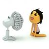 敏感肌・乾燥肌は要注意!就寝時のクーラー、扇風機の使用について