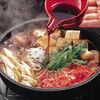 「すき焼き」の作り方