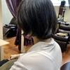 横浜馬車道コアフロック美容室☆お客様のショートスタイルのご紹介