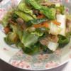 お野菜たっぷり