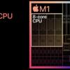 発表されたM1チップ搭載MacBook AirとMacBook Proの順当だった点と意外な点