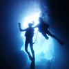 ♪青の洞窟でアドバンスおめでとう!!♪〜沖縄ダイビングPADIライセンス〜