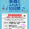 【楽器の日イベント】管弦楽器体験会♪ 6/9(土)開催!