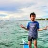 Island Hopping 4つの島の海で泳ぐ とてもきれいな海