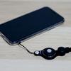高級スマホ「iPhone 11 Pro」には、確実に落下防止できるストラップホール付きのスマホケースがお勧め!