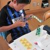 3年生:算数 三角形のしきつめ