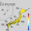 気象庁は7月25日に3か月予報を発表!8月~10月は沖縄・奄美を除いて全国的に気温は高い予想!残暑厳しくなる可能性大!!