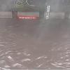 緊急速報!石神井川が氾濫ライブカメラ映像!石神井川が台風14号で氾濫!