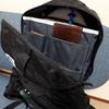 ビジネスバッグとリュックの入れ替えをスムーズに行える「コクヨ バッグインバッグ Bizrack up」