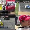 2012年インディカーシリーズ第11戦『エドモントン』